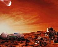 Супружескую пару отправят колонизировать Марс
