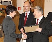 Десять белорусских ученых получили международную премию Scopus Award
