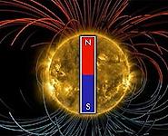 Магнитные полюса Солнца вскоре поменяются местами<br />