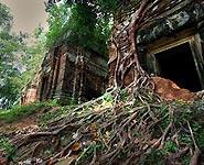 Археологи обнаружили в Камбодже древний город<br />