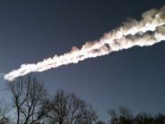 Ударная волна от челябинского метеорита дважды обогнула Землю<br />