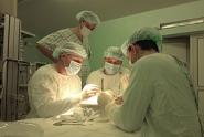 Белорусские и канадские кардиологи провели в Минске несколько операций по ангиопластике<br />