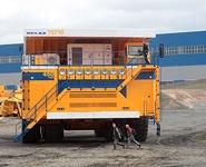 БелАЗ-450-тонник дважды вошел в Книгу рекордов Гиннесса