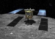 """Япония отправила космический зонд """"Хаябуса-2"""" к астероиду"""
