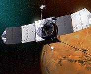 Американский спутник MAVEN вышел на орбиту Марса