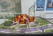 """Газпром Центр"" в Минске построят по зеленым технологиям"
