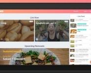 <div>В интернете появился Periscope для кулинаров </div>  <div><br />  </div>