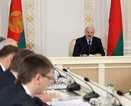 Лукашенко требует ускорить строительство Китайско-белорусского индустриального парка