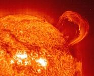Мощнейшая вспышка произошла на Солнце, ожидается магнитная буря<br />