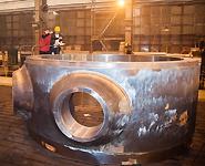 """Первые заготовки для корпуса реактора Белорусской АЭС отгрузила """"Энергомашспецсталь"""""""
