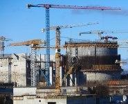 Минэнерго: никаких инцидентов при строительно-монтажных работах на БелАЭС не было