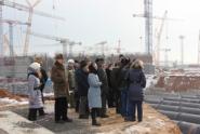 Преподаватели БНТУ посетили Белорусскую АЭС