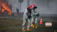 РЕПОРТАЖ: Учение по реагированию на радиационные аварии: спасатели отрабатывают максимум угроз
