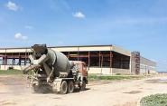 Ю.Пустовой: 95% техники на площадке строительства будущей БелАЭС - белорусская<br />