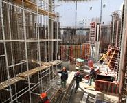 Число строителей на пике возведения БелАЭС достигнет 8 тыс.