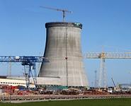 Около $445 млн планируется освоить на строительстве Белорусской АЭС в 2016 году