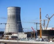Полярный кран установлен на первом энергоблоке БелАЭС