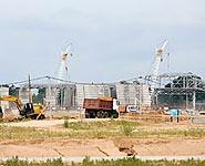 На строительной площадке БелАЭС задействовано 1500 человек<br />
