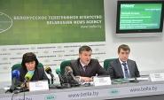 Европейские эксперты оказывают консультационную помощь Беларуси по вопросам строительства АЭС<br />