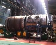 """Компания """"АЭМ-технологии"""" завершила сборку корпуса реактора для второго энергоблока БелАЭС"""