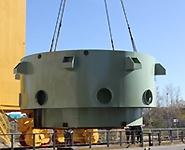 Госатомнадзор провел инспекцию ловушки расплава Белорусской АЭС
