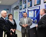 Вице-спикер Парламента посетил строительную площадку Белорусской АЭС