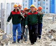 Белорусско-российский студотряд приступает к работе на строительстве объектов Белорусской АЭС<br />