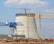 На БелАЭС смонтирован нижний ярус купола внутренней защитной оболочки энергоблока №1