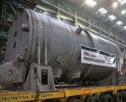 Корпус реактора для БелАЭС. Фото из архива
