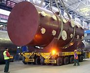 Восемь парогенераторов будут изготовлены для Белорусской АЭС