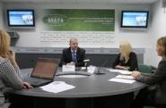 Посетителей инфоцентра БелАЭС чаще всего интересуют вопросы обращения с радиоактивными отходами