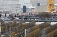 На строительстве Белорусской АЭС в 2014 году планируется освоить около $470 млн