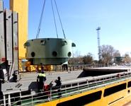 """""""Атомэнергомаш"""" отгрузил ловушку расплава для Белорусской АЭC<br />"""