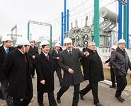 В Беларуси началось строительство объектов выдачи мощности БелАЭС