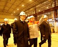 Строительство Белорусской АЭС ведется по графику - Кобяков