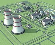 Белорусская АЭС будет оборудована башенными охладителями российского производства<br />