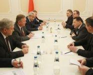 Кобяков и Лихачев обсудили строительство БелАЭС
