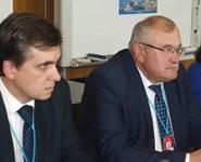 Михадюк: сооружение обоих энергоблоков БелАЭС идет по графику