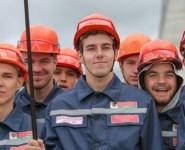 Более 400 студотрядовцев из Беларуси, России и Казахстана работали на БелАЭС в третьем трудовом семестре
