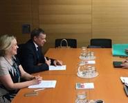 Беларусь намерена продолжить тесное сотрудничество с МАГАТЭ при реализации проекта БелАЭС
