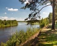 Подача технической воды из реки Вилия на Белорусскую АЭС начнется в октябре
