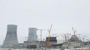 Корпус реактора установлен на втором энергоблоке Белорусской АЭС