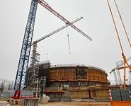 Строительство первого и второго блоков БелАЭС идет в соответствии с графиком - Потупчик
