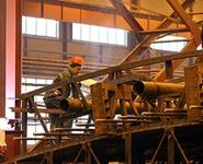 Численность строительного персонала на площадке БелАЭС до конца 2015 года достигнет 6,1 тыс. человек
