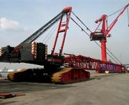 750-tonne crane handed over for Belarusian nuclear station construction<br />