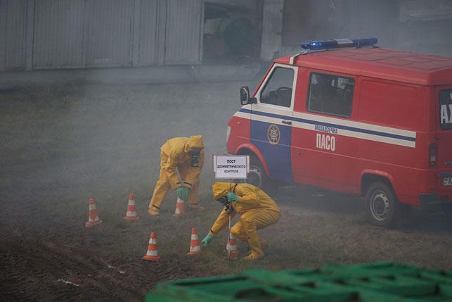 ВРеспублике Беларусь пройдут учения ОДКБ поликвидации последствий условной радиационной трагедии