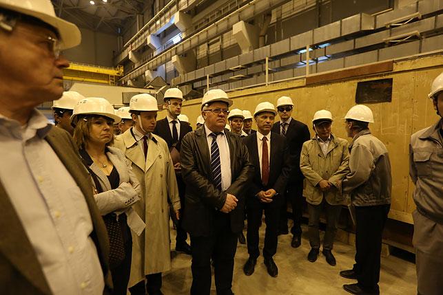Беларусь готова ответить на все вопросы по строительству БелАЭС — Михадюк